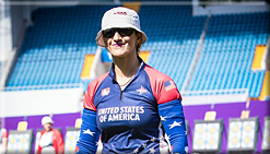 USA Women's recurve team makes World Cup Finals